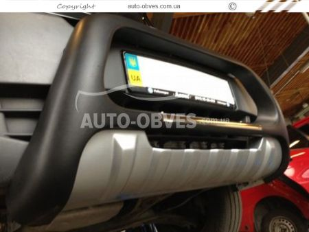 Front bar Opel Vivaro / Nissan Primastar from polyurethane photo 3