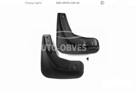 Mudguards Chevrolet Captiva 2011 -... 2 pcs, front photo 0