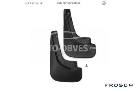 Mudguards Chevrolet Cruze 2013 -... hatchback 2 pcs, rear photo 0