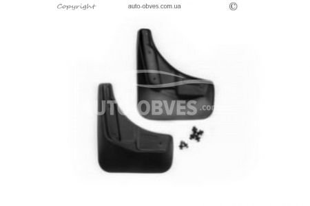 Mudguards Citroen Jumper 2006-2014 (without arch expander) front photo 0