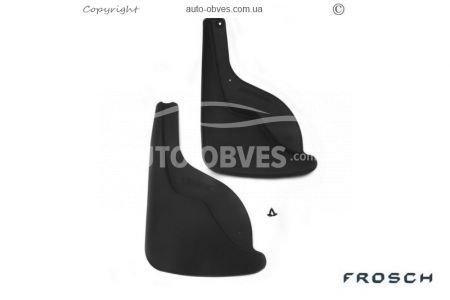 Mudguards Ford Edge 2016 -... 2 pcs, front photo 0