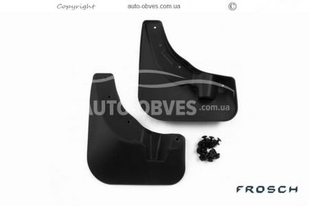 Mudguards Ford Explorer U502 2013-2015 2 pcs, front photo 0