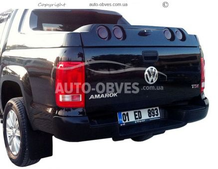 VIP GrandBox Volkswagen Amarok body cover with electric drive and remote control photo 0