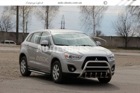 Front bar on Mitsubishi ASX 2013 - 2016 (pr. AR) photo 2