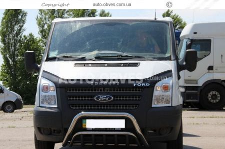 Front bar reinforced for Ford Transit 2006-2014 photo 3