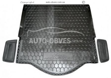 Trunk mat Ford Mondeo station wagon 2015 -... polyurethane photo 0