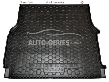 Trunk mat Land Rover Range Rover 2002-2012 polyurethane photo 0