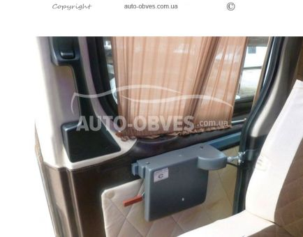 Electric drive of a sliding door of MAN TGE, 2-motor (limited guarantee) photo 0
