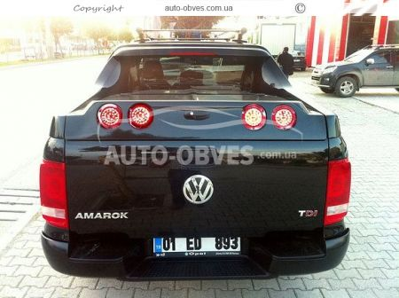VIP GrandBox Volkswagen Amarok body cover with electric drive and remote control photo 2