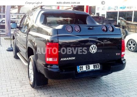 VIP GrandBox Volkswagen Amarok body cover with electric drive and remote control photo 1