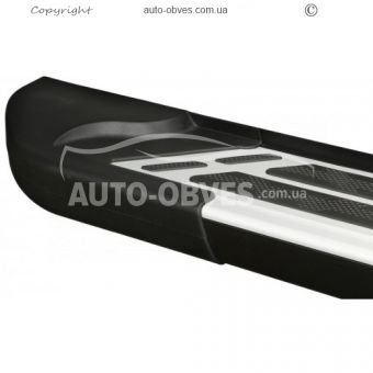 Protective side steps Suzuki SX4 2014 -... Audi Q5 style photo 2