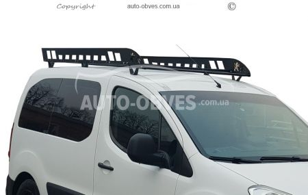 Car roof rack system for Chevrolet Niva low option photo 0