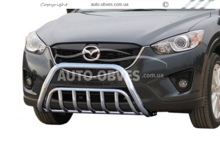 Front bar reinforced Mazda CX5 2011-2017 photo 0