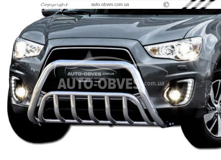 "Staff Front bar ""Griffon"" for Mitsubishi ASX 2013 - 2016 photo 0"