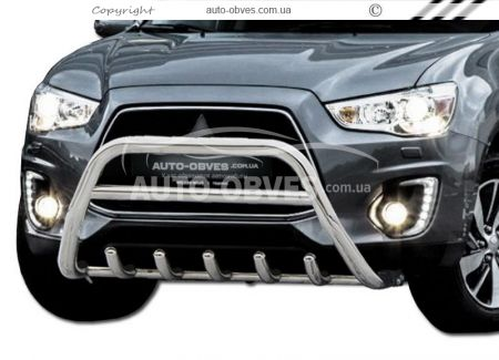 Front bar on Mitsubishi ASX 2013 - 2016 (pr. AR) photo 0