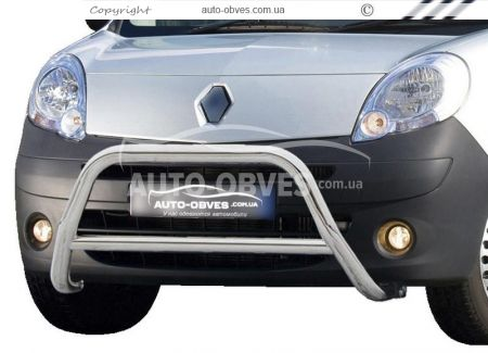 Front bar lighter without grill Renault Kangoo II 2008 -… photo 0